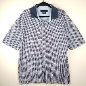 ⭐2/$10 Sale Tommy Hilfiger Polo Print Shirt XL